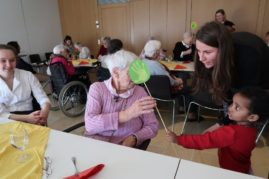 Kita Grittpark - Generationen-Treff Seniorenzentrum Gritt