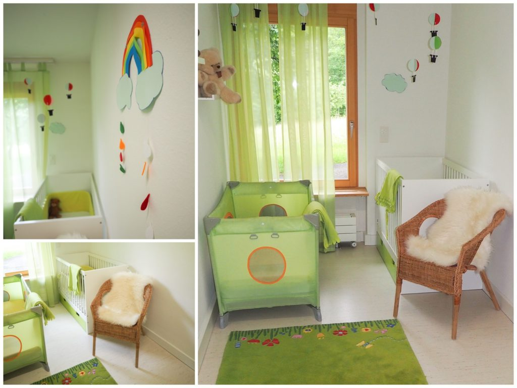 Baby-Schlafzimmer Kita Grittpark